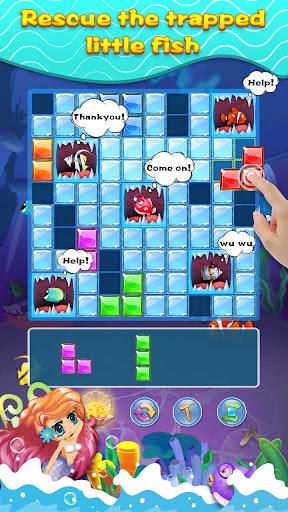 Block Puzzle & Fish - Free Block Puzzle Games  screenshots 1