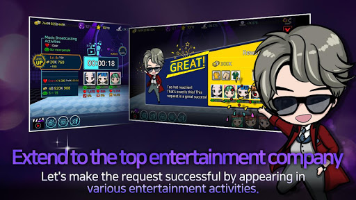Idol Stage 1.0.43 screenshots 4