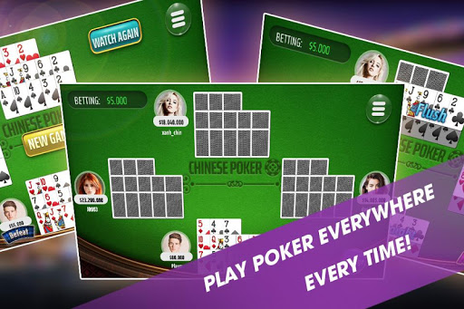 Chinese Poker 1.03 screenshots 6