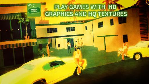 Sunshine Emulator for PSP 3.0 Screenshots 6