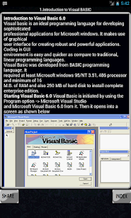 Learning Visual Basic 6.0 Screenshot