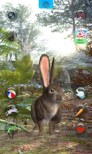 Talking Rabbit apkmartins screenshots 1
