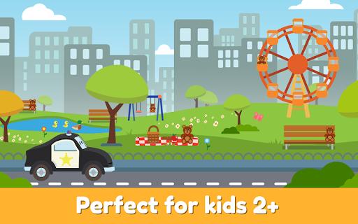 Car City Heroes: Rescue Trucks Preschool Adventure android2mod screenshots 15