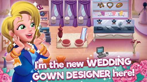 Wedding Salon Dash - Bridal Shop Simulator Game screenshots 1