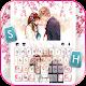 Sakura Love Tema Tastiera per PC Windows