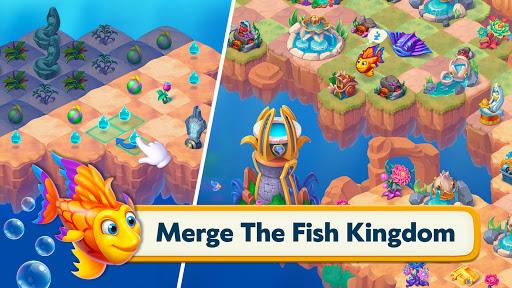 Download Sea Merge Fish Aquarium Game Ocean Puzzle On Pc Mac With Appkiwi Apk Downloader