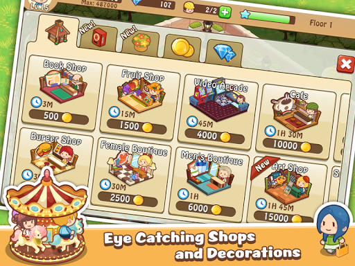 Happy Mall Story: Sim Game 2.3.1 Screenshots 9