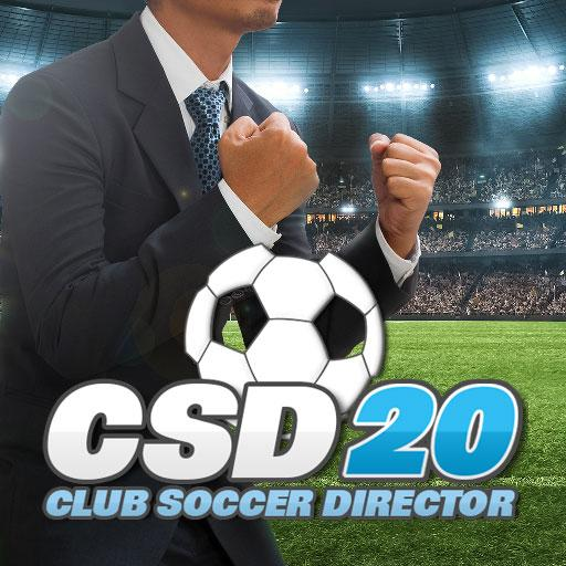 Club Soccer Director 2020 - Fußball-Management