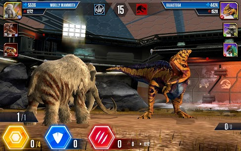 Jurassic World : The Game APK Download 14