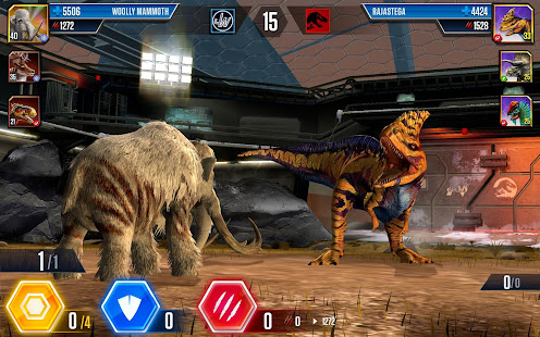 Image For Jurassic World™: The Game Versi 1.54.18 12