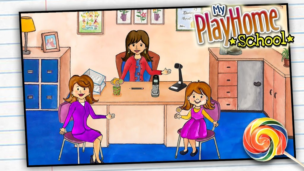 My PlayHome School  poster 3