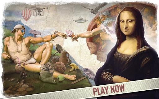 Mysteries Hidden In Famous Paintings  screenshots 11
