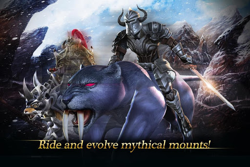 Code Triche Arcane Online - Best 2D Fantasy MMORPG mod apk screenshots 4