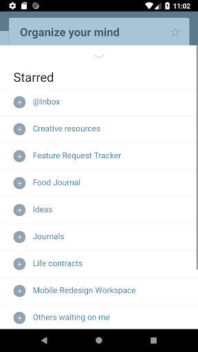WorkFlowy - Notes, Lists, Outlines modavailable screenshots 5