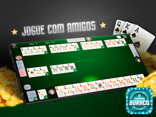 Buraco - Copag Play  screenshots 6