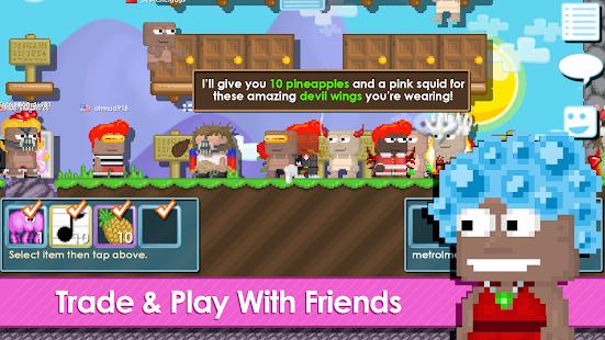 Growtopia screenshots apk mod 4