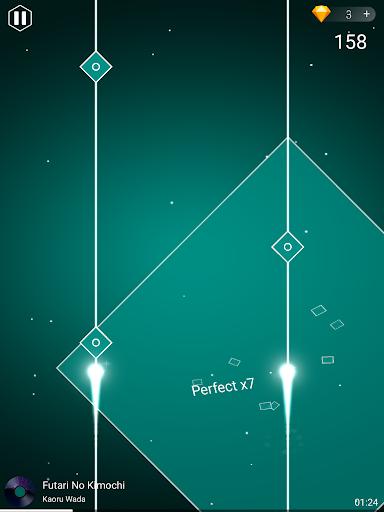 Beat Dot: Dancing Ball Music Line 4.6 screenshots 12