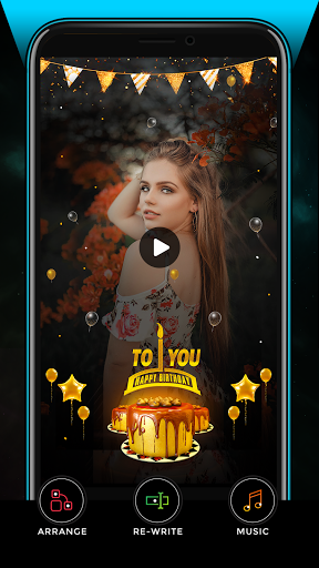 Song Video Maker - Photo Video Maker android2mod screenshots 8