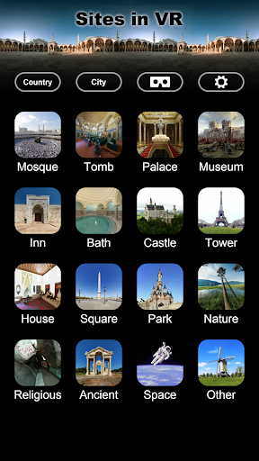 Sites in VR 8.14 Screenshots 1