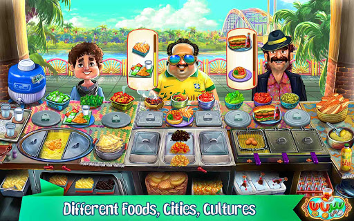 Pirbaba: An Arabian Iranian Cooking Game | u067eu06ccu0631u0628u0627u0628u0627 screenshots 15