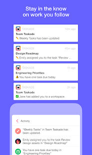 Taskade: All-in-One Collaboration for Remote Teams