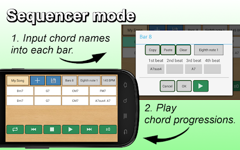 Guitar Chords Player  For Pc – Free Download On Windows 10/8/7 And Mac 2