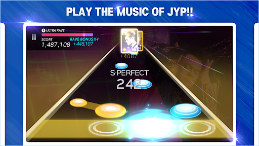 SuperStar JYPNATION  screenshots 3
