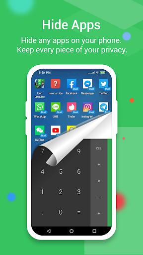 Calculator Vault : App Hider - Hide Apps  Screenshots 6