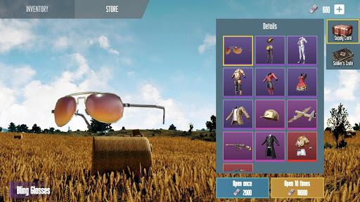Crate Simulator for PUBGM 1.0.9 screenshots 7