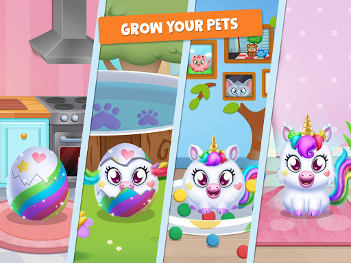 Towniz - Raise Your Cute Pet screenshots 13