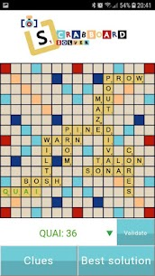 Scrabboard Solver – Scrabble Help and Cheating 6