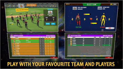 Indian Cricket Premiere League : IPL 2020 Cricket  screenshots 7