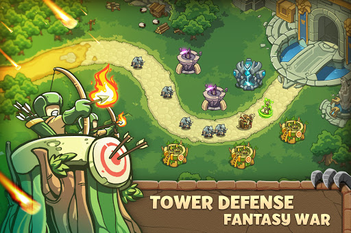Empire Warriors: Tower Defense TD Strategy Games  screenshots 9