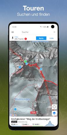 bergfex/Touren & GPS Tracking Wandern Bike Laufenのおすすめ画像1