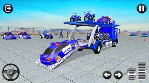 Grand Police Transport Truck 1.0.24 Screenshots 9