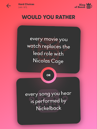 Would you Rather? Dirty 1.2.7 Screenshots 12