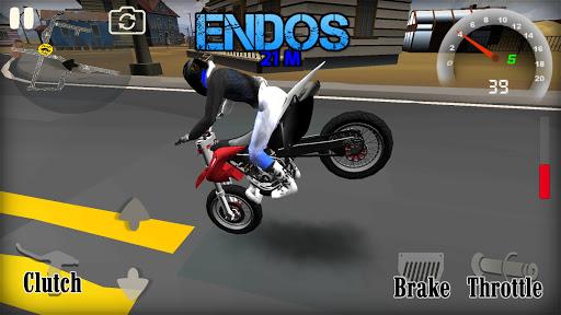 Wheelie King 4 - Online Wheelie Challenge 3D Game 1 screenshots 12