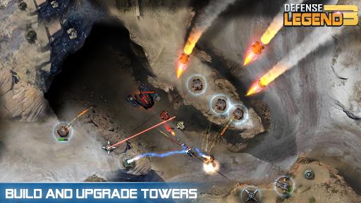 Defense Legend 3: Future War 2.7.2 screenshots 2