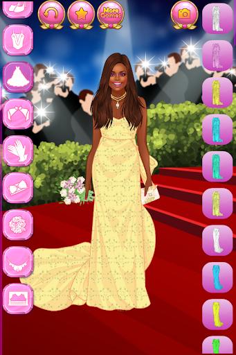 Red Carpet Dress Up Girls Game 1.4 Screenshots 3