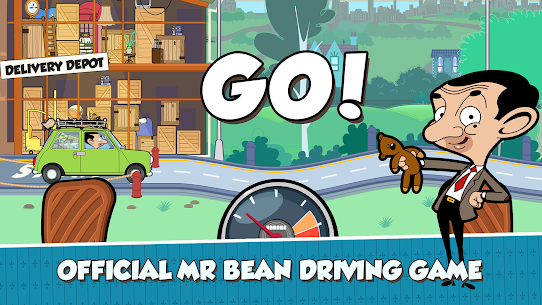 Mr Bean – Special Delivery Mod 1.9.10 Apk (Coins/ Diamonds/ VIP) 2