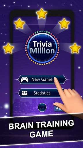 Trivia Million 1.23 screenshots 1