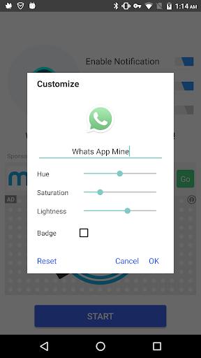 DO Multiple Accounts - Infinite Parallel Clone App 2.41.01.0210 Screenshots 7