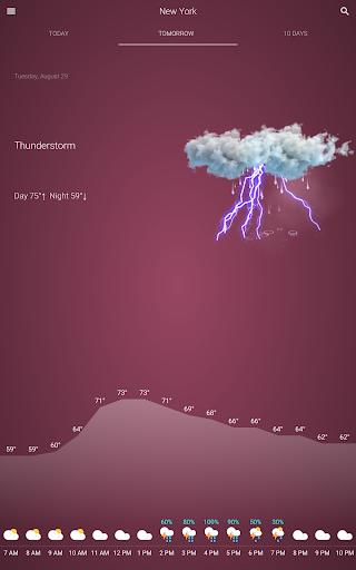 Weather  screenshots 11