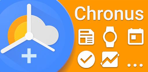 Chronus Information Widgets screen 0