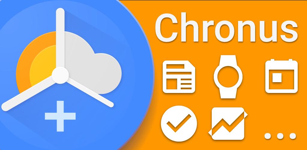 Chronus Information Widgets poster 0