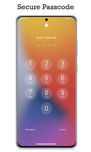 Lock Screen & Notification iOS14 android2mod screenshots 4