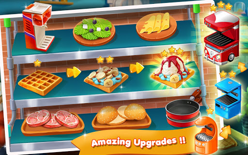 Restaurant Fever: Chef Cooking Games Craze 4.29 screenshots 6