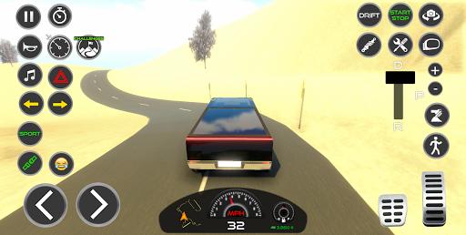 American Car Driving Simulator 2020 1.0.6 screenshots 8