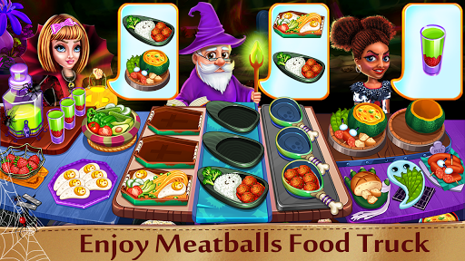 Halloween Cooking : Chef Restaurant Cooking Games apktram screenshots 8