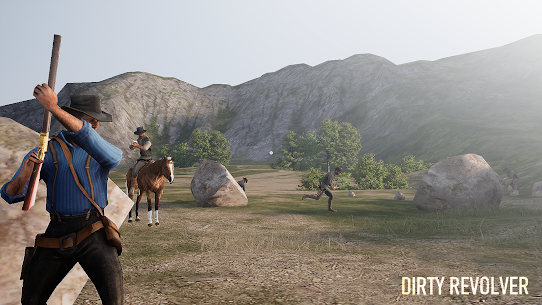 Dirty Revolver Mod Apk 4.0.3 (Unlimited Currency) 7